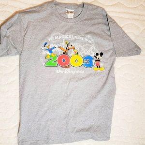 Vintage Disney Tshirt 2003